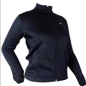 EUC Nike Golf Fleece Lined Jacket